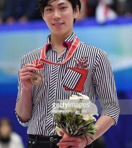 田中刑事平昌冬季オリンピック・フィギュアスケート男子代表決定!名前の由来と記録