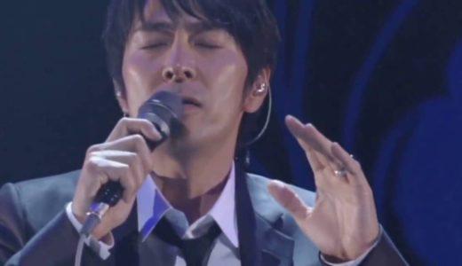徳永英明コンサートツアー2018開催決定!病気から完全復帰しBATONをリリース