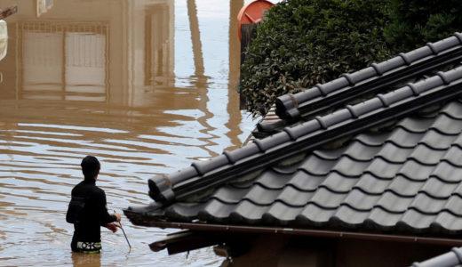 西日本豪雨災害死者数200人!水上バイクで120人救助した真備の勇敢な男性