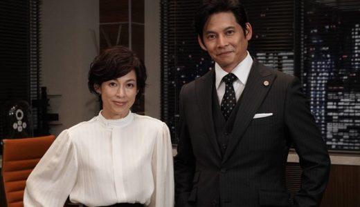 織田裕二と鈴木保奈美のコンビ復活のドラマは?スーツのあらすじと登場人物達