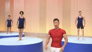 みんなで筋肉体操の3人の男性は誰?かっこよすぎてオーラが凄いイケメン達!