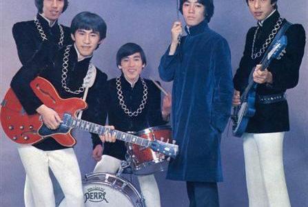 沢田研二がザ・タイガースのトップアイドルだった!グループサウンズ黄金時代を築いた