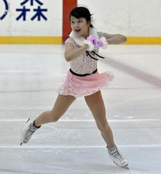 本田真凛の妹・紗来11歳で近畿大会優勝!兄姉揃ってフィギュアスケーターだった