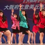 登美丘高校ダンス部は1度だけ準優勝だった?負けた同支社香里高等学校の動画をチェック