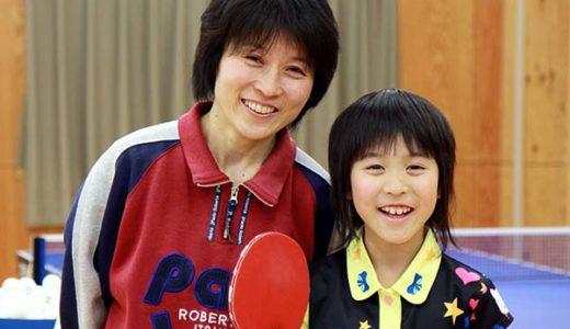 平野美宇の全日本選手権対戦結果!卓球選手の子供の頃と母はどんな人?教育方針は?