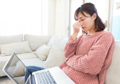 いつも眠たいのはなぜ?原因は春ばて!ストレスと眠気の関係や対処方法があった!