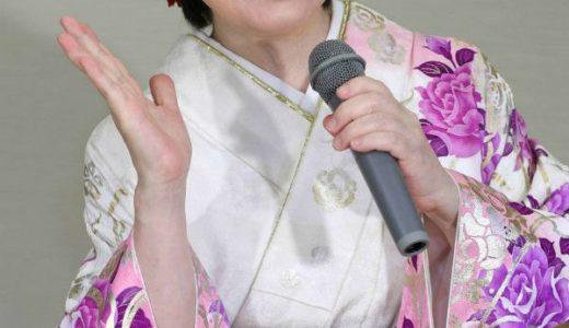 森昌子・引退宣言の本当の理由は何?復帰したが思う様に人気が上がらず四苦八苦