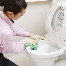 トイレ掃除はクエン酸と重曹でぴかぴかに!アルカリ性の汚れは酸性で中和させる