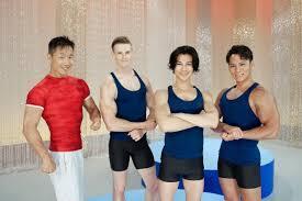 NHK筋肉体操の3人は誰?イケメンで筋肉マッチョ・フォームが綺麗と話題沸騰!