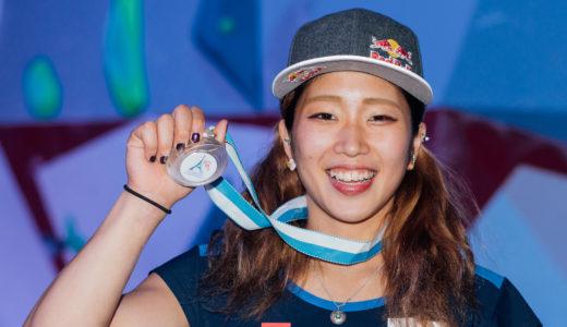スポーツクライミングアジア選手権・野中生萌決勝進出!ボルダリングのきっかけは?