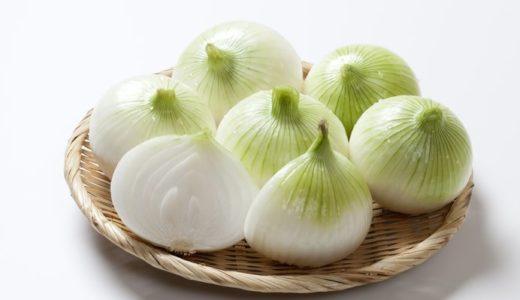 新玉ねぎの栄養と正しい保存方法や辛みを抜く方法と人気レシピ