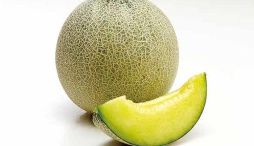 高級果物メロンの選び方と美味しい食べごろの見分け方のポイント