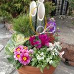 クリスマスやお正月の寄せ植えのコツ・失敗しない花選びと植え付けの手順
